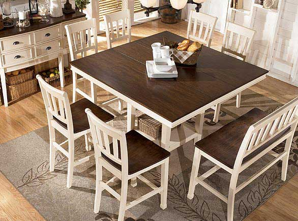 Perfect Ashley Furniture Dining Room