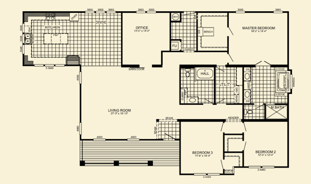 Southern energy home plans